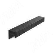 PH.RU11.128.BL Профиль-ручка 128мм черный матовый