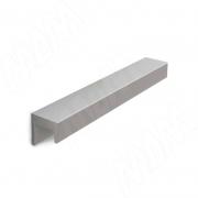 PH.RU11.128.AL Профиль-ручка 128мм алюминий матовый