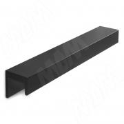PH.RU11.160.BL Профиль-ручка 160мм черный матовый