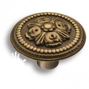 1126.0030.001 Ручка кнопка, античная бронза