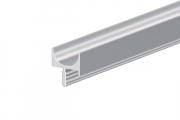 HP.11.300.31P Профиль-ручка под пропил, L=3050мм, отделка алюминий анодированный
