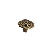 """Ручка-кнопка,отделка бронза античная """"Флоренция"""" WPO.712Y.000.M00D1"""