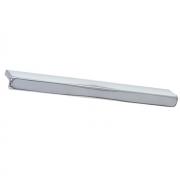 Ручка-скоба 160-192мм, отделка белая 217.767-160/192-7004