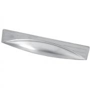 Ручка-скоба 160мм, отделка хром матовый 8.1002.A30