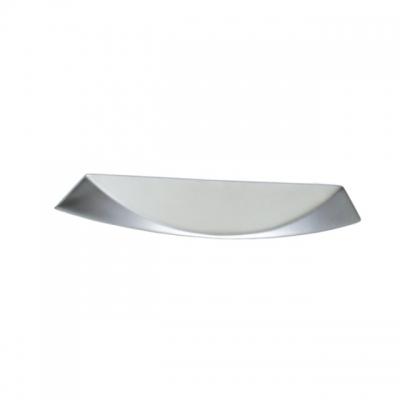 Ручка-скоба 96мм, отделка хром матовый 148