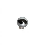 Ручка-кнопка d.32, отделка хром глянец 0701.PC