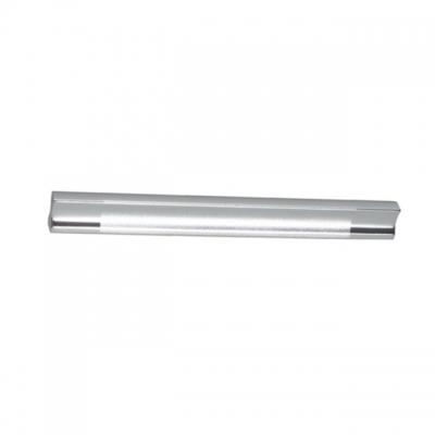 Ручка-скоба 64мм, отделка хром глянец + алюминий 279