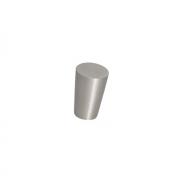 Ручка-кнопка d.18мм, отделка нержавеющая сталь 8617