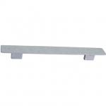 Ручка-скоба 192-160мм, отделка цемент 8.1043.192160.0213