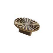 """Ручка-кнопка, отделка бронза """"Флоренция"""" 24157Z0500B.09"""