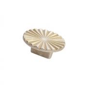 Ручка-кнопка, отделка серебро восточное 24157Z0500B.47