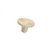 Ручка-кнопка, отделка серебро восточное 24157Z0300B.47