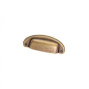 """Ручка-скоба 32мм, отделка бронза """"Флоренция"""" 15332Z07800.09"""