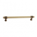 Ручка-скоба 64 мм, отделка старая бронза 47000.22