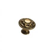 "Ручка-кнопка, отделка бронза ""Валенсия"" 24401Z03000.07"