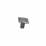 Ручка-кнопка, отделка античное железо 49530.53