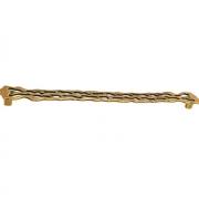 Ручка-скоба 320мм, отделка бронза античная французская 9.1356.0320.25
