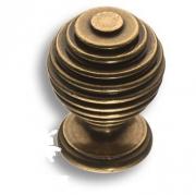 15.030.12 Ручка кнопка, античная бронза