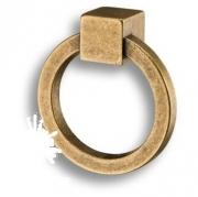 15.163.60.12 Ручка кольцо, античная бронза