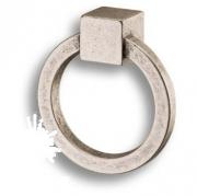 15.163.60.16 Ручка кольцо, старое серебро