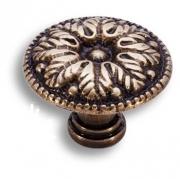 15.303.24.12 Ручка кнопка, античная бронза
