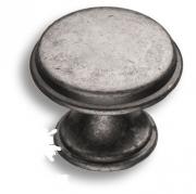 15.330.24.05 Ручка кнопка, античное серебро