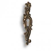15.649.10.04 Ключевина декоративная, старая бронза