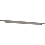 Ручка врезная 296мм, отделка сталь шлифованная 408020296-66.1