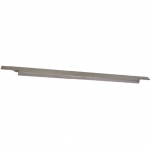 Ручка врезная 446мм, отделка сталь шлифованная 408020446-66.1