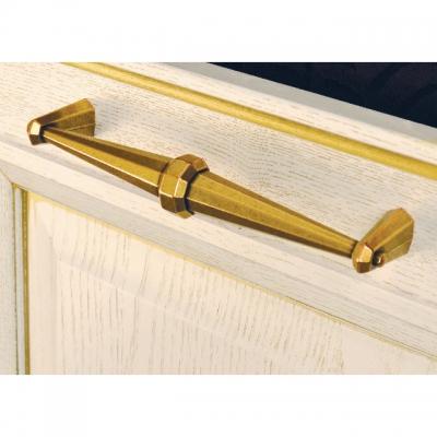 Ручка скоба, отделка состаренное золото 15231Z16000.07B