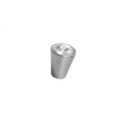 Ручка-кнопка, отделка хром глянец + горный хрусталь WPO.633Y.017.MKR02