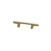 Ручка-скоба 96мм, отделка бронза натуральная 8.1121.0096.2929