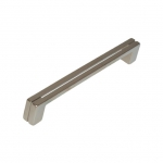 Ручка-скоба 160мм, отделка никель матовый 8.1136.0160.30