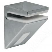 162200 80 KB-1 KALABRONE MINI Менсолодержатель для стеклянных полок 5 - 10 мм, хром
