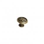 "Ручка-кнопка, отделка бронза ""Валенсия"" 24177Z03000.07"