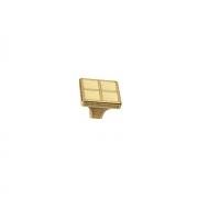 """Ручка-кнопка, отделка бронза """"Валенсия"""" + бежевый 24200Z0270N.407"""