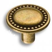 1768.0025.002 Ручка кнопка, старая бронза
