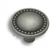 1768.0025.016 Ручка кнопка, серебро