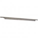 Ручка врезная 1196мм, отделка сталь шлифованная 4080201196-66.1