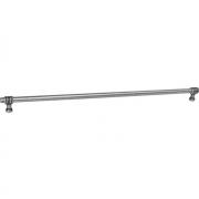 Ручка-скоба 384мм, отделка античное железо 47106.53