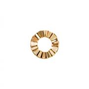 Ручка-скоба 32мм, отделка золото глянец WPO.608X.032.MMMGP