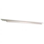 Ручка накладная 596мм (240/240), отделка сталь шлифованная 426620596-66