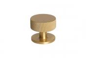 SY1985 0032 GLB Ручка-кнопка, отделка золото шлифованное