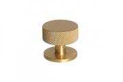 SY1985 0032 BB Ручка-кнопка, отделка золото шлифованное
