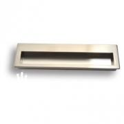 200160MP08 Ручка врезная, сатин-никель 160 мм