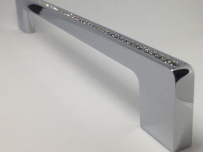 Ручка-скобаскристаллами,192мм CRL30-192