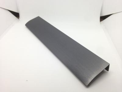 Ручка-скоба L.200мм, отделка антрацит шлифованный 419720200-91.1
