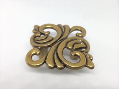 Ручка-кнопка 32мм бронза Орваль WPO.707.032.00A8