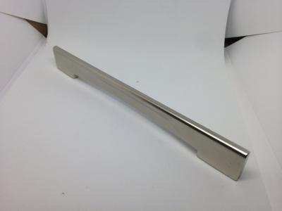 Ручка-скоба 192-160мм, отделка никель матовый 8.1054.192160.30