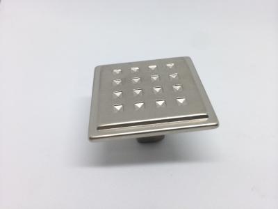 Ручка-кнопка, отделка никель матовый 10.814.B30